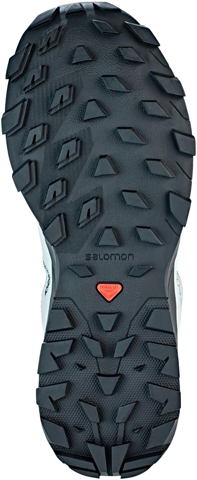Salomon Outline GTX Shoes Damen pearl blueicy mornreflecting pond